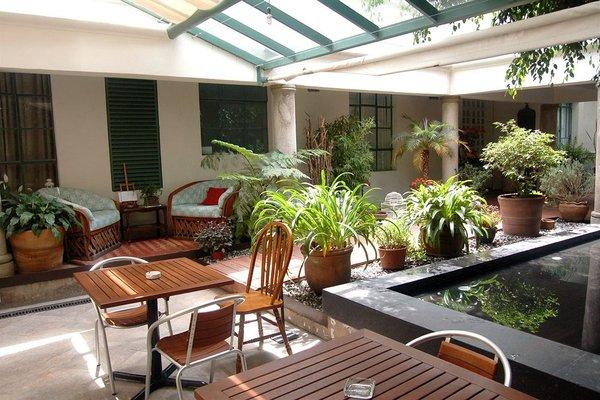 Hotel Villa Condesa - фото 20