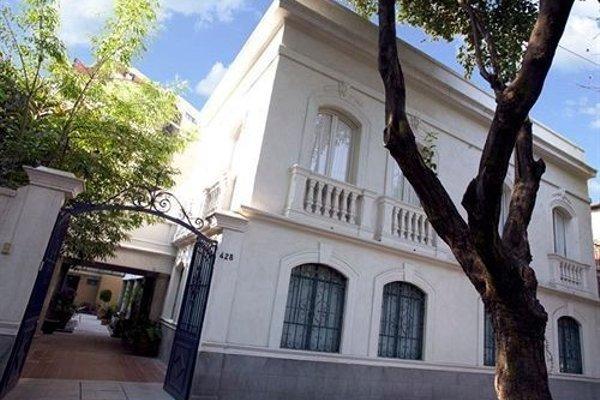 Hotel Villa Condesa - фото 23