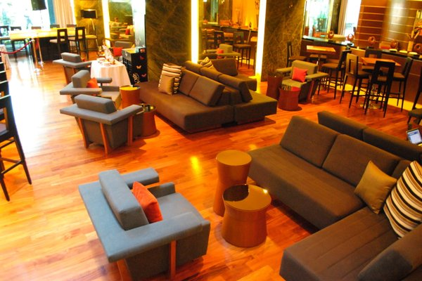 Mexico City Marriott Reforma Hotel - фото 11