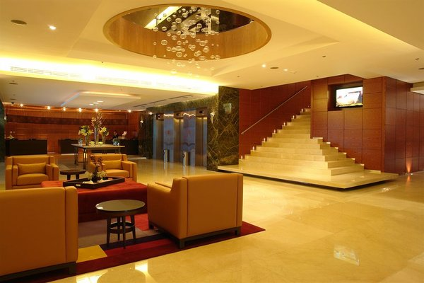 Mexico City Marriott Reforma Hotel - фото 13