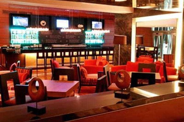 Mexico City Marriott Reforma Hotel - фото 20
