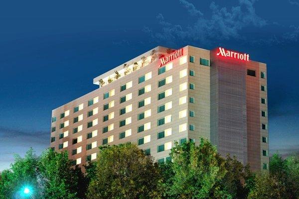 Mexico City Marriott Reforma Hotel - фото 22