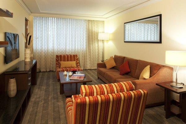 Mexico City Marriott Reforma Hotel - фото 5