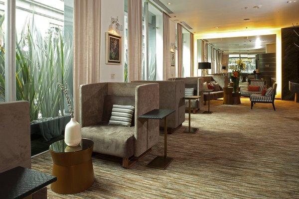Mexico City Marriott Reforma Hotel - фото 6