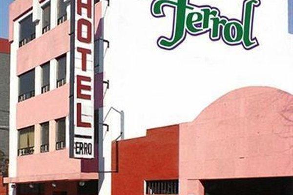 Hotel Ferrol - фото 19