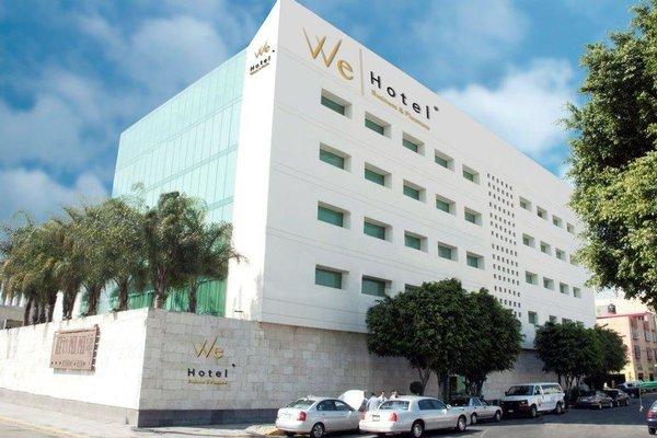 We Hotel Aeropuerto - 23