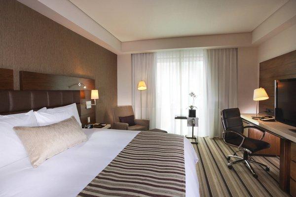 JW Marriott Hotel Mexico City Santa Fe - фото 50