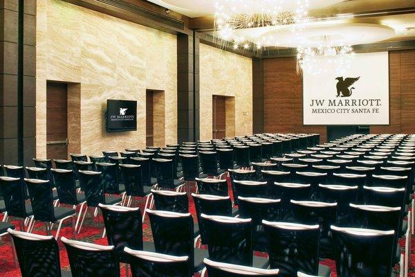JW Marriott Hotel Mexico City Santa Fe - фото 16