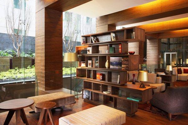 JW Marriott Hotel Mexico City Santa Fe - фото 3