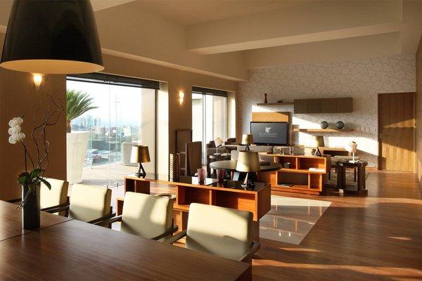 JW Marriott Hotel Mexico City Santa Fe - фото 4