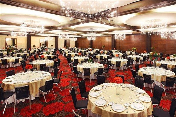JW Marriott Hotel Mexico City Santa Fe - фото 8