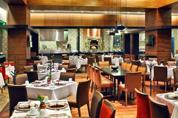 JW Marriott Hotel Mexico City Santa Fe - фото 9