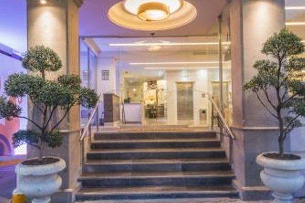 Stanza Hotel - фото 16