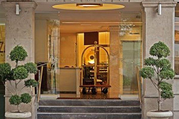 Stanza Hotel - фото 17