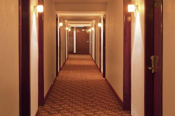 Stanza Hotel - фото 18