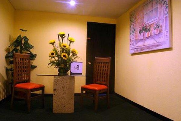 Hotel Gs Sybharis Autoritas - фото 10