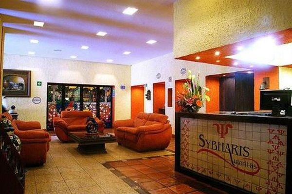 Hotel Gs Sybharis Autoritas - фото 18