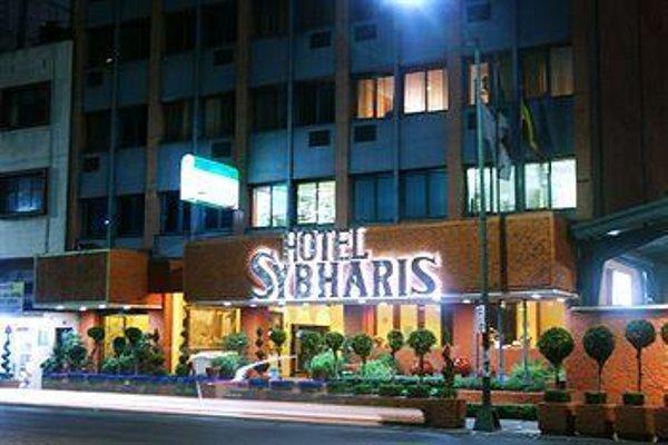 Hotel Gs Sybharis Autoritas - фото 23
