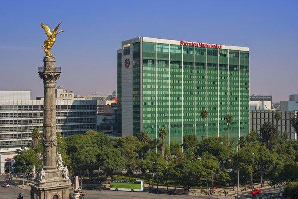 Sheraton Mexico City Maria Isabel - фото 23