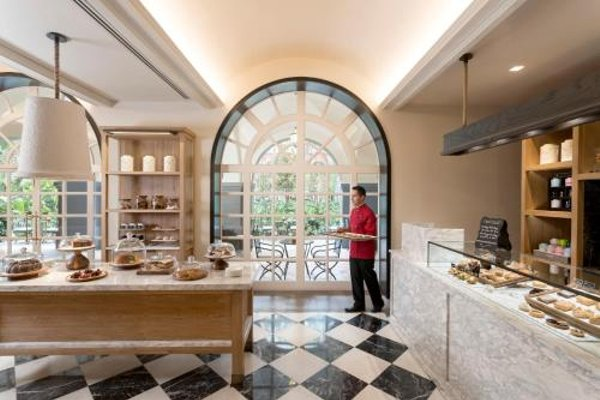Four Seasons Hotel Mexico City - фото 10
