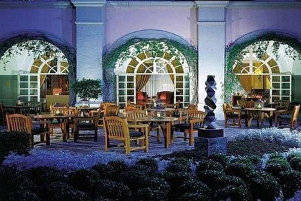 Four Seasons Hotel Mexico City - фото 11