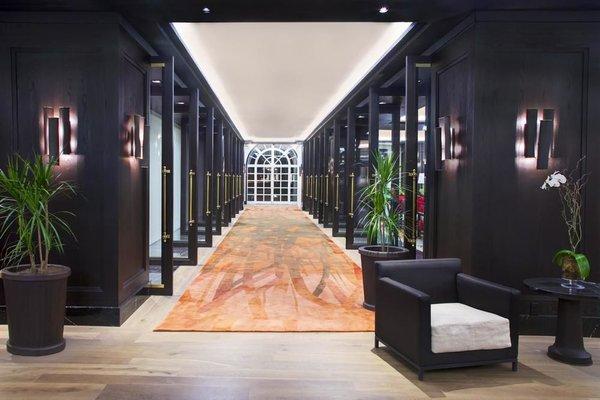 Four Seasons Hotel Mexico City - фото 13