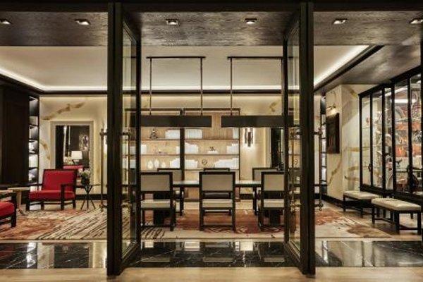 Four Seasons Hotel Mexico City - фото 18