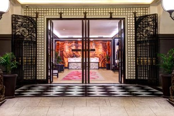 Four Seasons Hotel Mexico City - фото 20