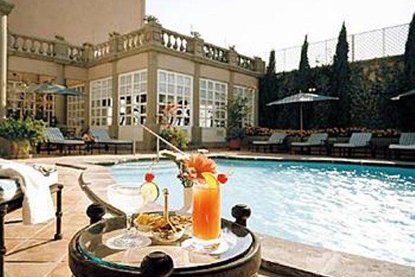Four Seasons Hotel Mexico City - фото 21