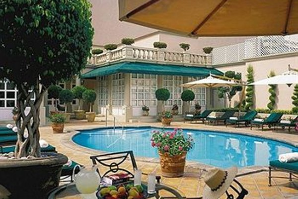 Four Seasons Hotel Mexico City - фото 22