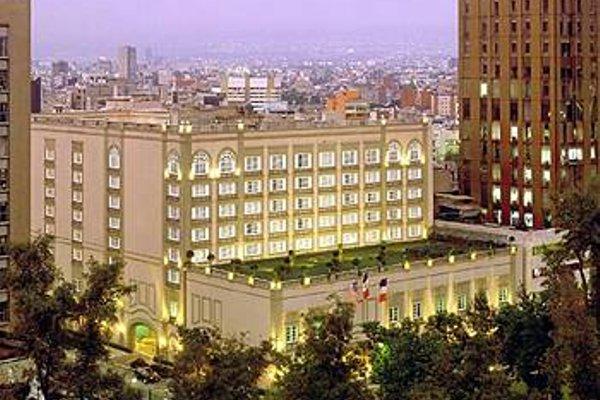 Four Seasons Hotel Mexico City - фото 23