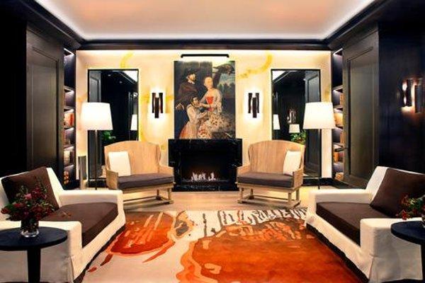 Four Seasons Hotel Mexico City - фото 3