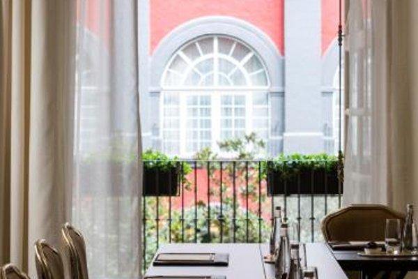 Four Seasons Hotel Mexico City - фото 9