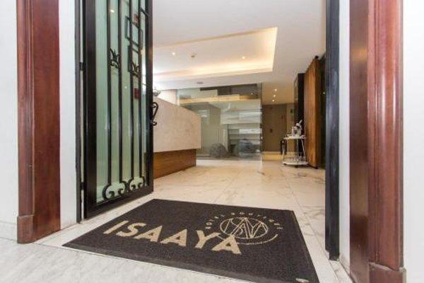 Isaaya Hotel Boutique by WTC - фото 15