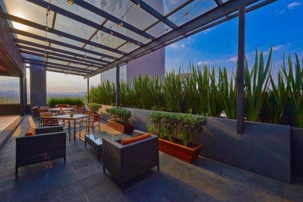 Wyndham Garden Mexico City - Polanco - фото 19