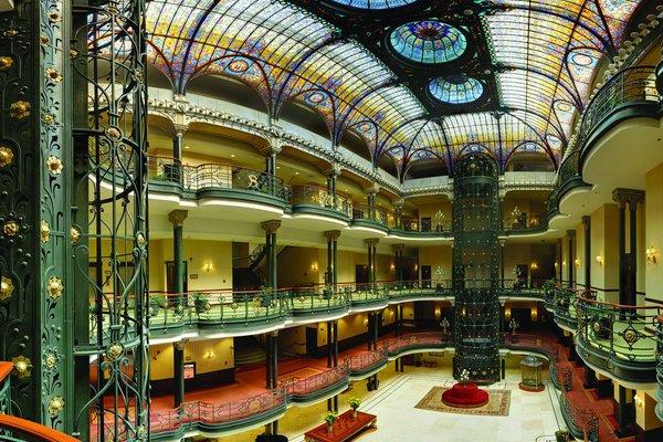 Gran Hotel Ciudad de Mexico - фото 12