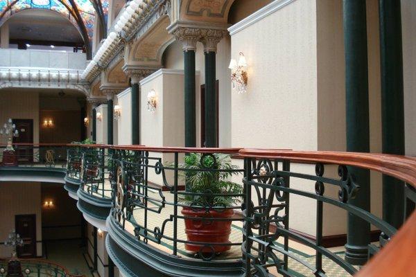 Gran Hotel Ciudad de Mexico - фото 16