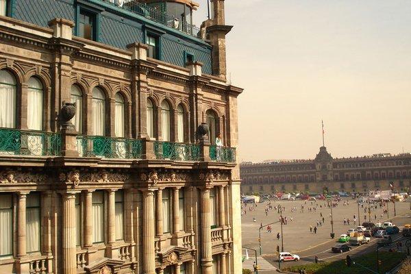 Gran Hotel Ciudad de Mexico - фото 21