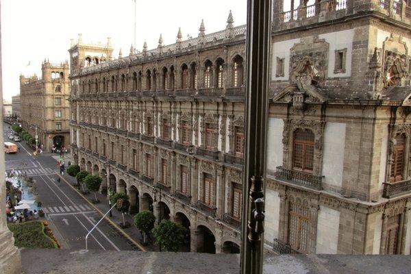 Gran Hotel Ciudad de Mexico - фото 23