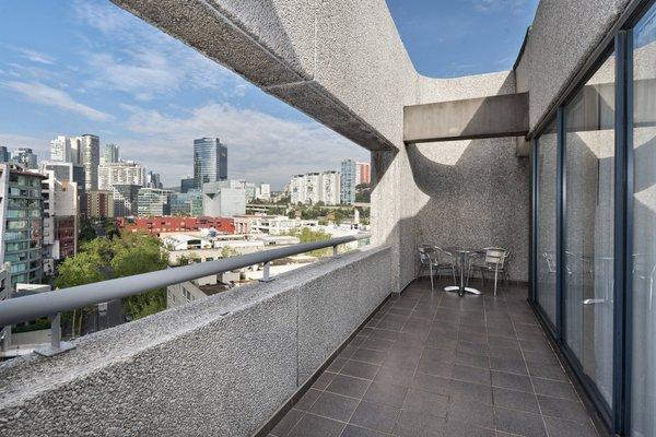 Sheraton Santa Fe Mexico City - фото 17