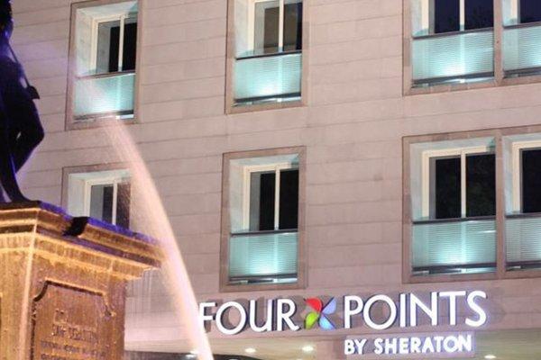 Four Points by Sheraton Mexico City Colonia Roma - фото 21