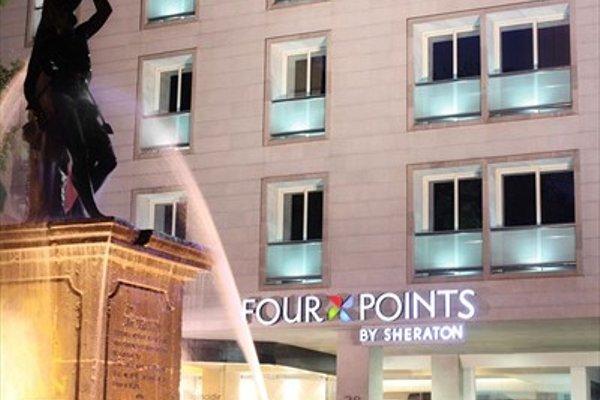 Four Points by Sheraton Mexico City Colonia Roma - фото 22