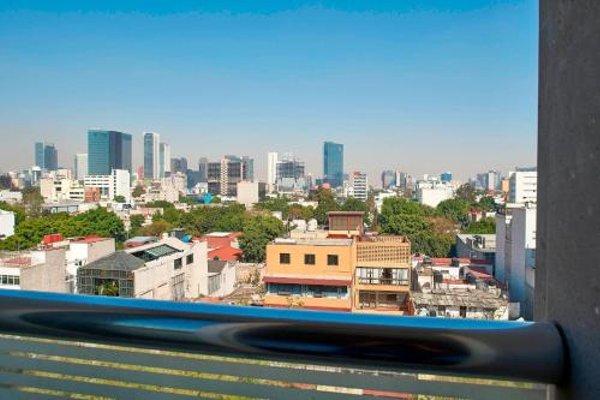 Four Points by Sheraton Mexico City Colonia Roma - фото 23