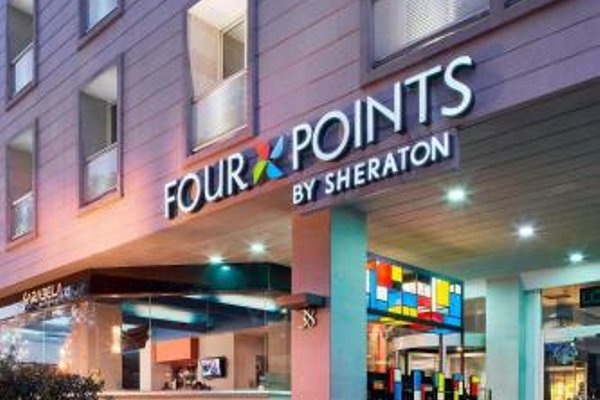 Four Points by Sheraton Mexico City Colonia Roma - фото 7