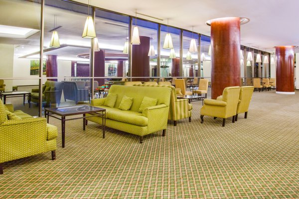 Crowne Plaza Hotel De Mexico - фото 8