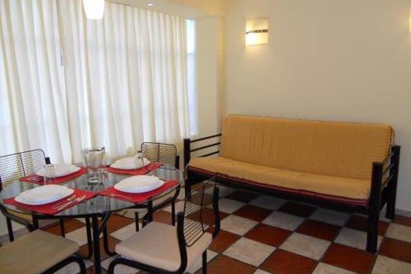 Apartamentos Hotel Avilla - фото 10