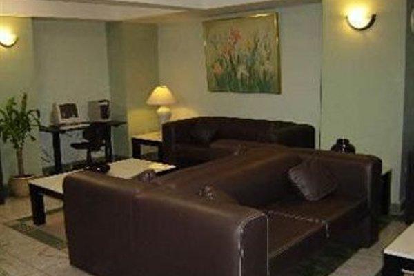 Apartamentos Hotel Avilla - фото 12