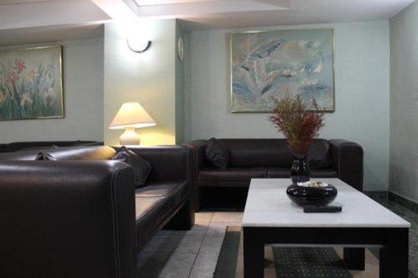 Apartamentos Hotel Avilla - фото 13
