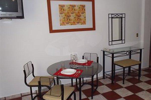 Apartamentos Hotel Avilla - фото 20