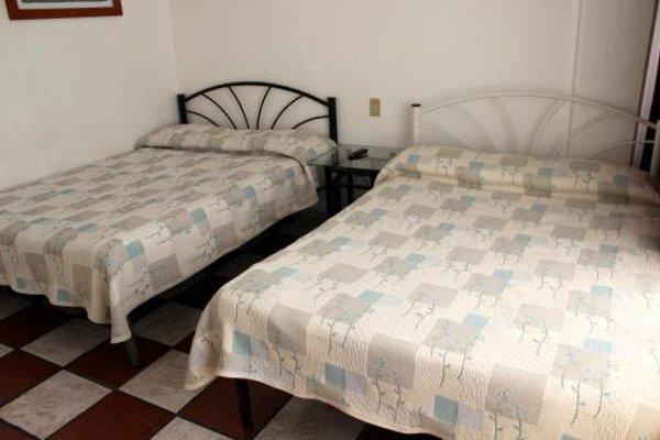 Apartamentos Hotel Avilla - фото 4